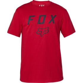 Fox Legacy Moth T-Shirt À Manches Courtes Homme, rouge